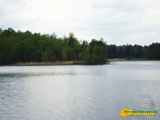 Озеро Медное